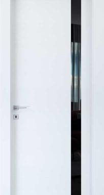 Межкомнатные двери Braga, модель VS 10 C Azimut Bianco