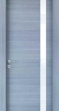 Межкомнатные двери Braga, модель VS 10 C Palissandro Grigio