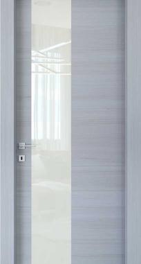 Межкомнатные двери Braga, модель VSLA M Palissandro Bianco