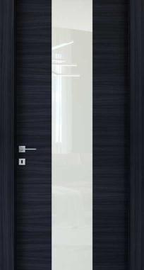Межкомнатные двери Braga, модель VSLS C Palissandro Blu