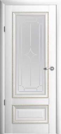 Межкомнатные двери ALBERO Галерея Версаль-1 стекло Галерея