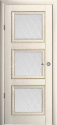 Межкомнатные двери ALBERO Галерея Версаль-3 стекло