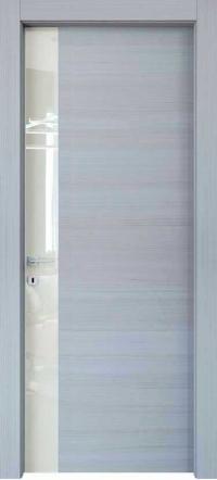 Межкомнатные двери Braga, модель VS 04 Palissandro Bianco