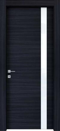 Межкомнатные двери Braga, модель VS 10 C Palissandro Blu