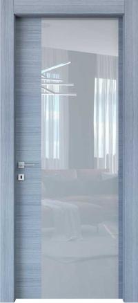 Межкомнатные двери Braga, модель VS 35 C Palissandro Grigio