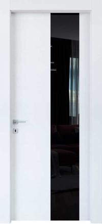 Межкомнатные двери Braga, модель VSLA C Azimut Bianco
