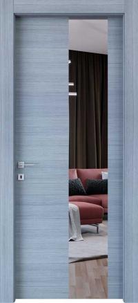 Межкомнатные двери Braga, модель VSLA C Palissandro Grigio