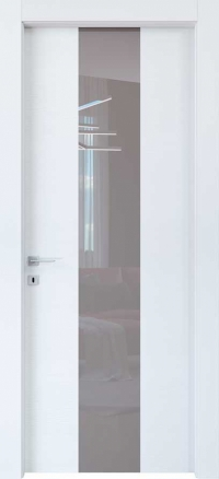 Межкомнатные двери Braga, модель VSLS C Azimut Bianco
