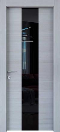 Межкомнатные двери Braga, модель VSLS C Palissandro Bianco