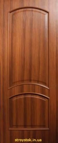 Межкомнатные двери Класика ПВХ Адель ПГ