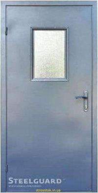 Входная дверь Steelguard 161 Glass