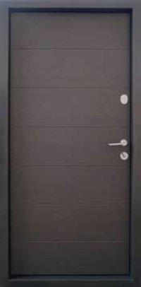 Входная дверь FORT Трио Горизонталь