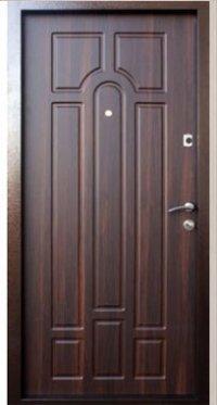 Входная дверь FORT Металл/МДФ Классик