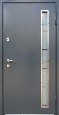 Двери Redfort Металл-МДФ с/п, серия Оптима+