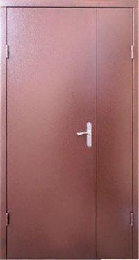 Входная дверь FORT Техническая медь антик 1200 мм