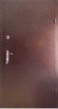 Двери Redfort Металл-Металл, серия Эконом