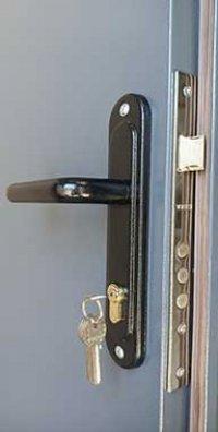 Двери Redfort Техническая RAL 7024, серия Эконом