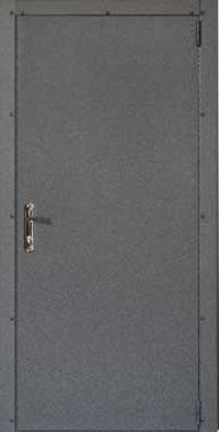 Двери Very Dveri Графит, Техно