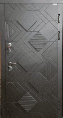Входная дверь Рубин серии Комфорт