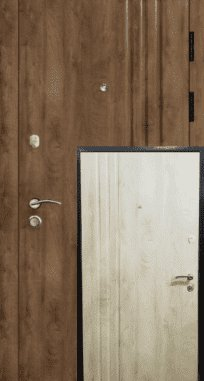 Входная дверь Трио серии Эталон