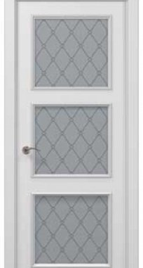 Дверь Папа Карло Art Deco ART-03 стекло оксфорд