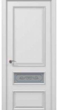 Дверь Папа Карло Art Deco ART-04 стекло бевелз
