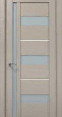 Межкомнатные двери Millenium ML-47 AL Папа Карло