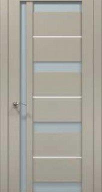 Межкомнатные двери Millenium ML-48 AL Папа Карло