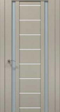 Межкомнатные двери Millenium ML-50 AL Папа Карло