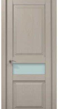 Межкомнатные двери Millenium ML-13 сатин Папа Карло