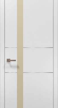 Дверь Папа Карло Plato-08 (алю)