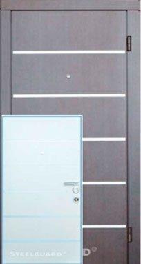 Входная дверь Steelguard AV-5, FORTE+