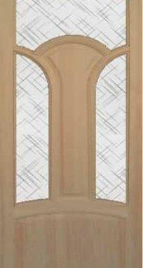 Межкомнатные двери Лотос под стекло