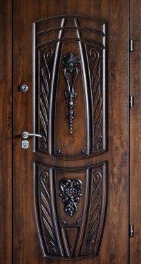 Входная дверь Элит П 2 патина