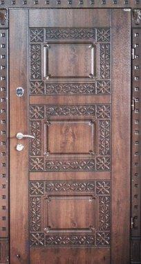 Входная дверь Элит П 31 патина