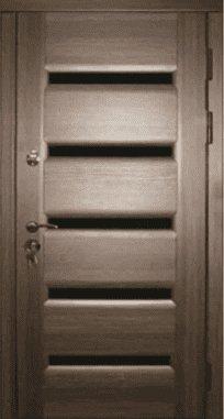 Входная дверь Парис UF покрытие серии Элит