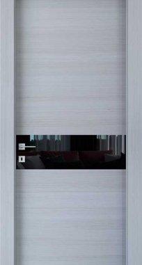 Межкомнатные двери Braga, модель VS 03 Palissandro Bianco