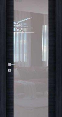 Межкомнатные двери Braga, модель VS 35 Palissandro Blu